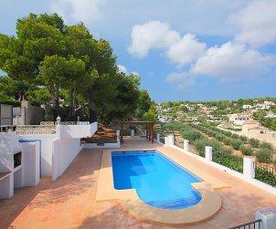 Villa   Calpe para 5 personas con piscina privada p0