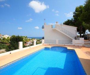 Villa   Calpe para 5 personas con piscina privada p2