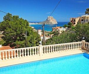 Villa   Calpe para 4 personas con piscina privada p0