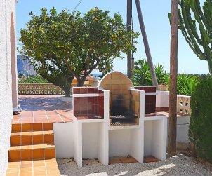 Villa   Calpe para 4 personas con piscina privada p2