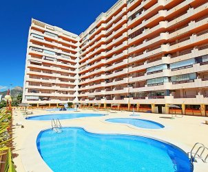 Apartamento   Calpe para 4 personas con piscina comunitaria p1