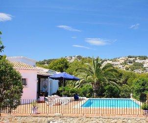 Villa   Moraira para 10 personas con piscina privada p0