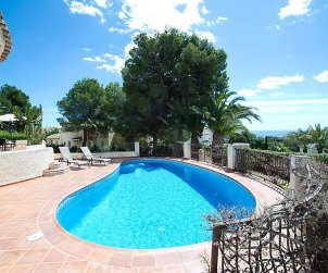 Villa   Altea para 4 personas con piscina privada p1