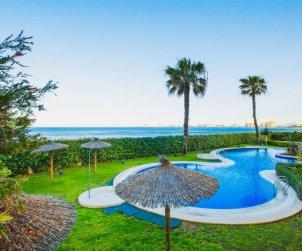 Apartamento   La Manga del Mar Menor para 4 personas con piscina comunitaria p0