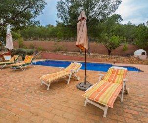 Villa   Totana para 7 personas con piscina privada p2
