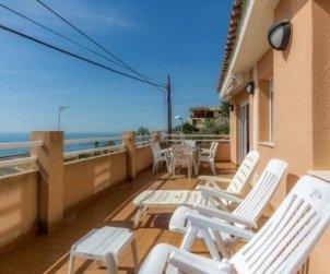 Apartamento   Peniscola para 6 personas con panorámicas al mar p1