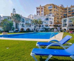 Apartamento   Marbella para 2 personas con piscina comunitaria p1
