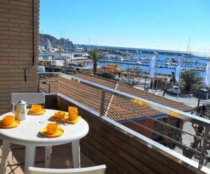 Apartamento   L'Estartit para 6 personas con panorámicas al mar p0