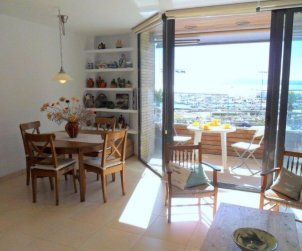 Apartamento   L'Estartit para 6 personas con panorámicas al mar p1