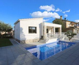 Villa   Cambrils para 6 personas con piscina privada p1