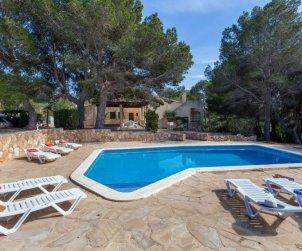 Villa   Ametlla de Mar para 10 personas con piscina privada p0