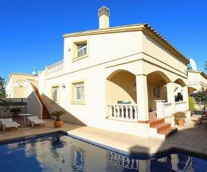 Villa   Deltebre  -  Riumar para 8 personas con piscina privada p0