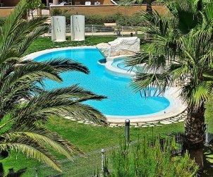 Apartamento   Javea para 4 personas con piscina comunitaria p1