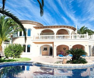Villa   Benissa para 4 personas con piscina privada p0