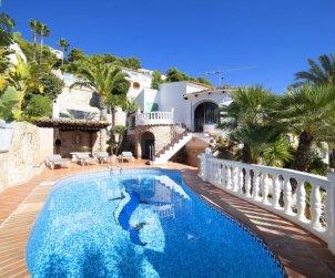 Villa   Benissa para 4 personas con piscina privada p1