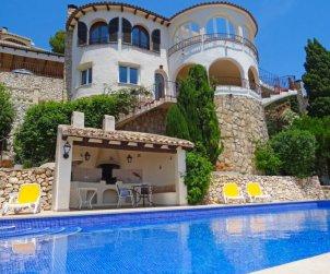 Villa   Benissa para 4 personas con piscina privada p2