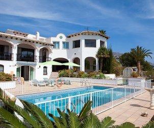 Villa   Altea para 10 personas con piscina privada p0