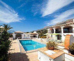 Villa   Altea para 10 personas con piscina privada p1