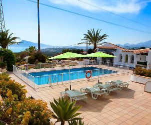 Villa   Altea para 10 personas con piscina privada p2