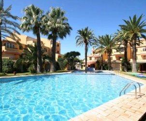 Apartamento   Denia para 6 personas con piscina comunitaria p0