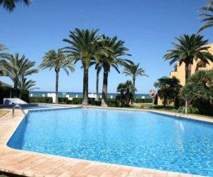 Apartamento   Denia para 6 personas con piscina comunitaria p1