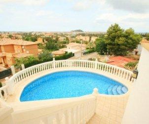Villa   Denia para 4 personas con piscina privada p0