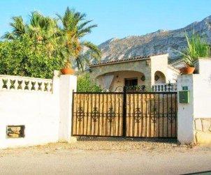 Villa   Denia para 4 personas con lavadora p0