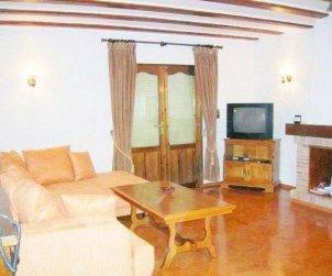 Villa   Denia para 4 personas con lavadora p1