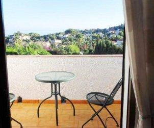 Villa   Denia para 4 personas con piscina comunitaria p1
