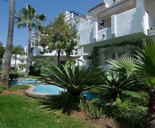 Apartamento   Marbella para 4 personas con piscina comunitaria p1