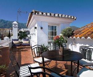 Villa   Marbella para 4 personas con lavavajillas p0