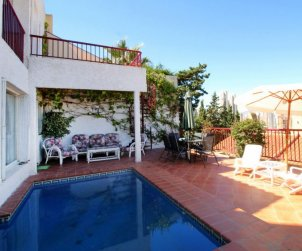 Villa   Benidorm para 5 personas con piscina privada p0
