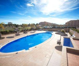 Apartamento   Oropesa del Mar para 6 personas con piscina comunitaria p0