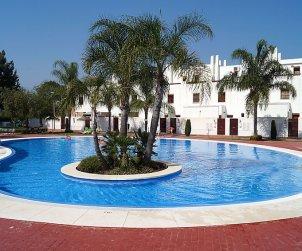 Villa   Mijas para 6 personas con piscina comunitaria p0