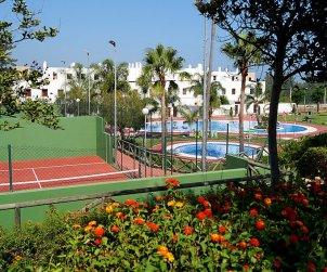 Villa   Mijas para 6 personas con piscina comunitaria p1