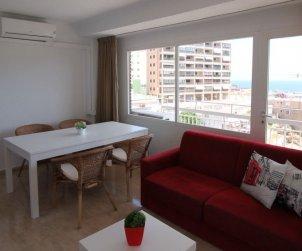 Apartamento   Benidorm para 4 personas con panorámicas vista mar p2