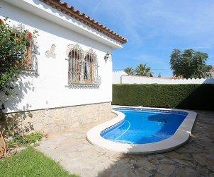 Villa   Miami Platja para 6 personas con piscina privada p2