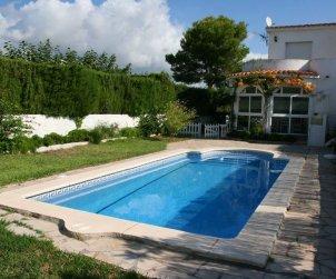 Villa   Ametlla de Mar para 7 personas con piscina privada p1