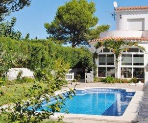 Villa   Ametlla de Mar para 7 personas con piscina privada p0