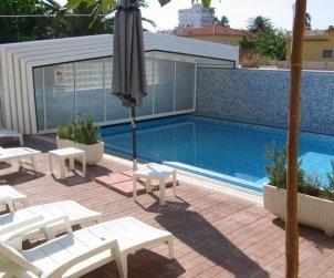 Apartamento   Benicarlo para 6 personas con piscina comunitaria y A/C p2