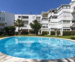 Apartamento   Marbella para 4 personas con piscina comunitaria p0