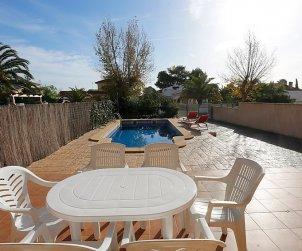 Villa   Deltebre  -  Riumar para 8 personas con piscina privada p2