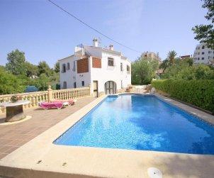 Villa   Javea para 6 personas con piscina privada y cerca del mar p1