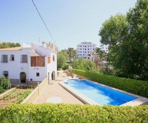 Villa   Javea para 6 personas con piscina privada y cerca del mar p2