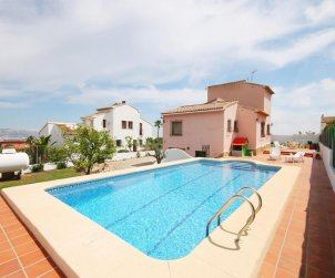 Grande villa   Javea para 15 personas con piscina privada p0