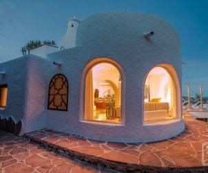 Villa   Benissa para 10 personas con piscina privada y vista mar p2