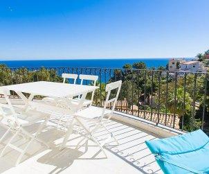 Villa   Javea para 2 personas con panorámicas al mar p0