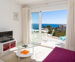 Villa   Javea para 2 personas con panorámicas al mar p1
