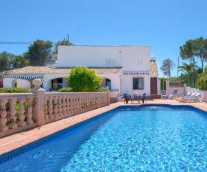 Villa   Javea para 7 personas con piscina privada p0