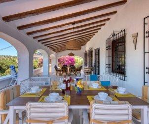 Villa   Javea para 7 personas con piscina privada p1